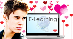 Justin Beiber Loves ELearning